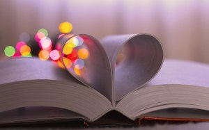 book-pages-heart-bokeh-lights-focus-hd-wallpaper
